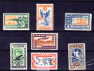 GRECE   Poste Aérienne, PA 8 / 14 *, Cote 100 €, - Unused Stamps