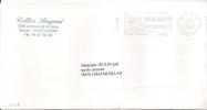 P.P. 38 PONTCHARRA PATRIE DE BAYARD HAUT GRESIVAUDAN Sur Enveloppe De 2003. - Postmark Collection (Covers)