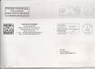 2 FLAMMES P.P De SAVOIE, LA MOTTE SERVOLEX Et ARECHES, SUR 2 ENVELOPPES. - Postmark Collection (Covers)