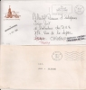 2 FLAMMES P.P De HAUTE SAVOIE, LE GRAND BORNAND Et RUMILLY, SUR 2 ENVELOPPES. - Postmark Collection (Covers)