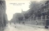 NORD PAS DE CALAIS - 59 - NORD - HAUBOURDIN - Rue De La Gare - Ecole Du Sacré Coeur - Haubourdin