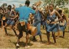 WAKAMBA   DANCERS         (VIAGGIATA) - Kenia