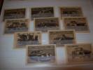 Old Matchbox Labels - Old Cars And Trucks - Boites D'allumettes - Etiquettes