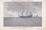 AK Schnars-Alquist - Abend Auf Der Rhede Von Emden - Hamburger Opfertag Für Heer Und Marine 1916 - Patriotika (18630) - Voiliers