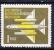 ALLEMAGNE REP. DEMOCRATIQUE POSTE AERIENNE 1957 YT N° PA 5 ** - [6] Democratic Republic