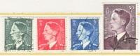BELGIUM  446-9   (o) - 1936-1951 Poortman