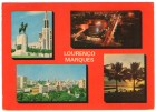 MOZAMBIQUE - LOURENCO MARQUES VIEWS / THEMATIC STAMP-MINERAL - Mozambico