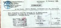 1938 ROTTERDAM - Paesi Bassi