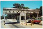 United States USA, Naval Station Mayport, Florida, Car Cars Transport - Stati Uniti