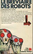 Folio Junior  Lem Le Breviaire Des Robots Illustrations Druillet - Folio SF