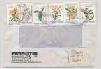 ARGENTINA - 1986 , Blumen , Flowers - Covers & Documents