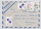 ARGENTINA - 1985   , Blumen , Flowers - Covers & Documents