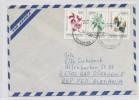 ARGENTINA -  1983 ,  Blumen , Flowers - Briefe U. Dokumente