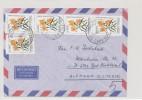 ARGENTINA -    1984   ,   Blumen , Flowers - Covers & Documents