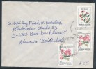 ARGENTINA -     1988 , Blumen , Flowers - Briefe U. Dokumente