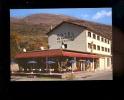 SAINT ST MICHEL DE MAURIENNE Savoie 73 : Hotel Du Galibier  Restaurant : Façade Et Terrasse Extérieure - Saint Michel De Maurienne