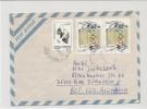 ARGENTINA   -    1984 , Olympiade Los Angeles - Briefe U. Dokumente