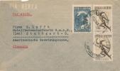 ARGENTINA   -   1948 , Nach Stuttgart - Luftpost