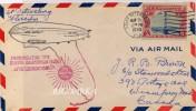 USA 1930.- GRAF ZEPELLIN FLIGHT EUROPE-PAN-AMERICA - United States
