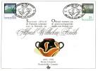 Nr 2417HK, Finch, Cote = 160 € (E00131) - Cartes Souvenir