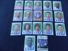 Panini 2009 Lot De  17 Cartes TFC Toulouse FC - Panini