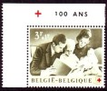 Belgie 1963 - OBP 1267 - 100 Ans - Rode Kruis - Rotes Kreuz - Red Cross - Neufs