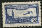 France 1931 1.50f  View Of Marseille Issue #C6 - Airmail