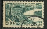 France 1949 200f  Bordeaux. Issue #c24 - Airmail