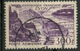 France 1949 300f Lyon Issue #c25 - Airmail