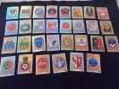 Paninni 2009  Lot De 30 Blasons Differents Pas De Doubles - Panini