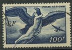 France 1946 100f Zeus Carrying Hebe Issue #c20 - Airmail