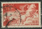 France 1948 200f Chariot Of The Sun Issue #c21 - Airmail