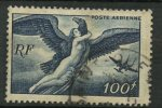 France 1946 100f Zeus Carrying Hebe, Issue #c20 - Airmail