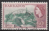 Barbados    Scott No. 245     Used    Year   1953 - Barbados (...-1966)