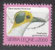 Sierra Leone   Scott No. 1546a    Used      Year   1992 - Sierra Leone (1961-...)