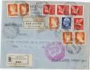LBL33D-  ITALIE REGNE VEIII - AEROGRAMME VOL ZEPPELIN VERS L'AMERIQUE DU SUD  GENOVA/BS. AIRES 12/10/1933 - 1900-44 Victor Emmanuel III