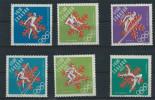 EC - 1966 - 1274-1279 - OLYPISCHE SPIELE GRENOBLE- SATZ KOMPLETT - MNH - POSTFRISCH ** -ECUADOR - EQUATEUR - Equateur