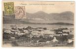 LBL33D- NOUVELLE CALÉDONIE CPA NOUMÉA / CHERBOURG 2/8/1907 - Briefe U. Dokumente