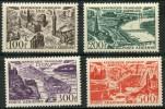 France PA (1949) PA N 24 à 27 * (charniere) - Poste Aérienne