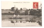 Villemoisan-L'Etang Du Moulin ,barque (A.8190) - Ohne Zuordnung