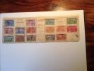 USA 1893 Columbus FORGERY FAUX (ca1890th) Booklet By Stamp Dealer H.GEY COLDITZ (Briefmarken Händler CHRISTOPH COLOMB - Oblitérés
