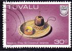 Tuvalu -  Geflochtenes Tablett  1984 Gest. Used Obl. - Tuvalu