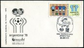 ARGENTINA - FDC Campeonato Mundial De Futbol Argentina´78 (25-junio-1978) CAMPEÓN - Copa Mundial