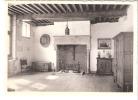 Château-Fort D´Ecaussinnes-Lalaing (XIVe Siècle) - Sallette D'entrée-cheminée XVe Siècle - Ecaussinnes