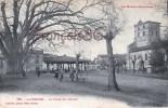 (31) Lavernosé - La Place De L'Eglise - 2 SCANS - France
