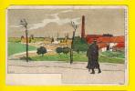 N° 156 - Etterbeek - Env 1899 !! De Ci, De La A BRUXELLES Et En BRABANT ILLUSTRATEUR A LYNEN ILLUSTRATOR    4491 - Etterbeek