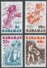 Bahamas. 1976 Olympic Games, Montreal. MH Complete Set. SG 478-481 - Bahamas (1973-...)