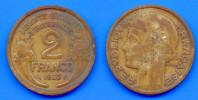 France 2 Francs 1933 Que Prix + Port Morlon Bitcoin Skrill Paypal OK