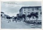 Toscana-pisa-marina Di Pisa Viale Della Nuova Stazione Veduta Pensione Gori Animata - Italia