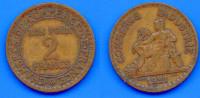 France 2 Francs 1921 Que Prix + Port Chambre de Commerce Bitcoin Skrill Paypal OK